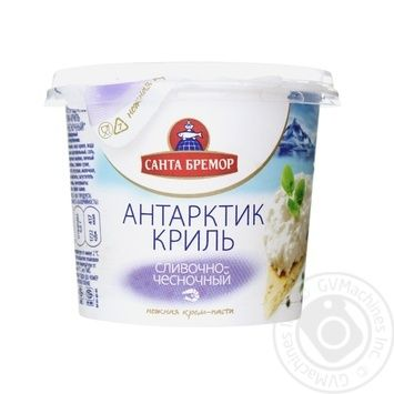 Santa Bremor seafood for sandwich with garlic cream-pasta 150g - buy, prices for Furshet - image 3