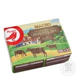 Auchan Chocolate Sweet Cream Butter with Cocoa 62,5% 200g