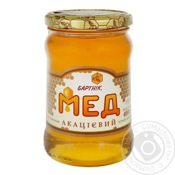 Bartnik acacia honey 400g - buy, prices for MegaMarket - image 1