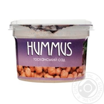 Yofi Toskansʹkyy Sad for sandwich humus 250g - buy, prices for Novus - image 1