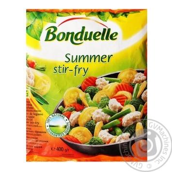 Смесь овощная Bonduelle с брокколи и кабачками 400г - купить, цены на СитиМаркет - фото 1