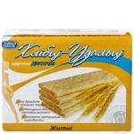 Хлебцы Хлебцы-Удальцы ржаные хрустящие диетические 100г - купить, цены на Фуршет - фото 1
