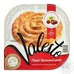 Пирог Valesto Балканский из вытяжного теста филло с начинкой вишня 550г - купить, цены на Novus - фото 1