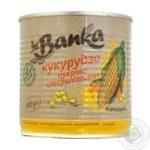 Кукуруза The Banka сахарная стерилизованная 410г