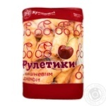 Kulynychi  Rolls With Cherry Jam Cookies 300g