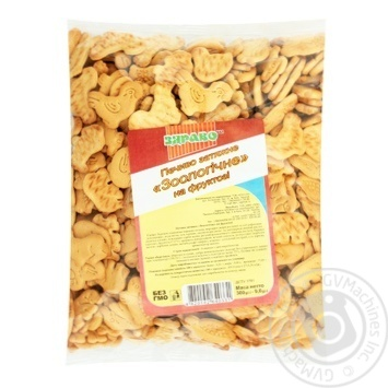 Печиво Здраво Зоологічне затяжне на фруктозі 300г - купити, ціни на CітіМаркет - фото 1