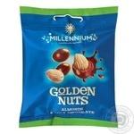 Драже Millennium Golden Nut миндаль в молочном шоколаде 50г
