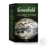 Чай Greenfield Earl Grey Fantasy чорный 200г