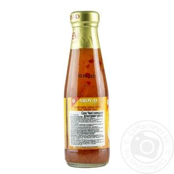 Соус Aroy-D чили сладкий 240г - купить, цены на Ашан - фото 2