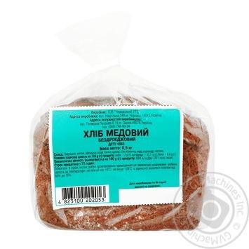 Honey Bread non-yeast 500g