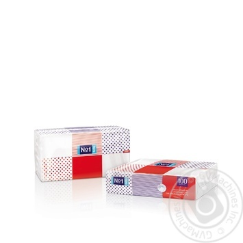 Napkins Bella №1 paper 100pcs Poland - buy, prices for CityMarket - photo 4
