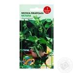 Насіння Агроконтракт Меліса лікарська Мілана 0,5г - купити, ціни на МегаМаркет - фото 1