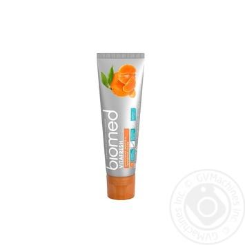 Зубна паста Biomed Vitafresh 100г - купити, ціни на Novus - фото 3