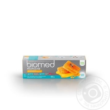 Biomed Propoline Tooth Paste 100g - buy, prices for CityMarket - photo 3