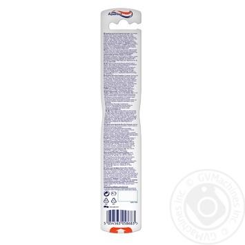 Зубна щітка Aquafresh Захист Все в одному середня - купити, ціни на Восторг - фото 2