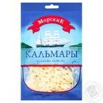 Кальмар Морські солоно-сушений 36г - купити, ціни на МегаМаркет - фото 1