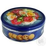 Печенье RC Foods Цветы сливочное 454г