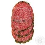 Колбаса Bell Салями в смеси перцев весовая