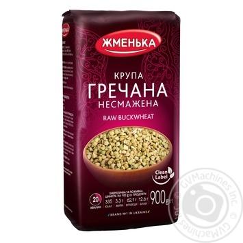 Zhmenka Buckwheat Groats 900g - buy, prices for CityMarket - photo 1