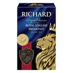 Richard English Breakfast black tea 90g - buy, prices for Auchan - photo 8
