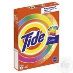 Порошок пральний Tide Color автомат 450г - купити, ціни на Novus - фото 3