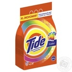 Tide Color Automat Laundry Powder Detergent 4,5kg - buy, prices for Novus - image 2