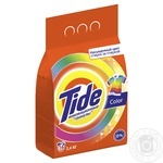 Порошок стиральный Tide Color автомат 2,4кг - купить, цены на Фуршет - фото 3