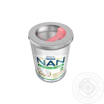 Смесь молочная Nestle Nan 2 Кисломолочный сухая для детей с 6 месяцев 400г - купить, цены на Novus - фото 5