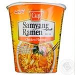 Лапша Samyang Рамен со вкусом курицы быстрого приготовления 85г