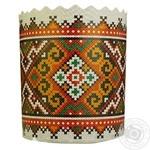 ПАПЕРОВА ФОРМА ВИШИВАНКА 100Г - купити, ціни на Ашан - фото 1