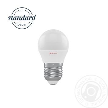 Лампа Electrum светодиодная сфера D45 5W PA LB-31 Е27 4000 A-LB-1936 - купить, цены на Ашан - фото 2