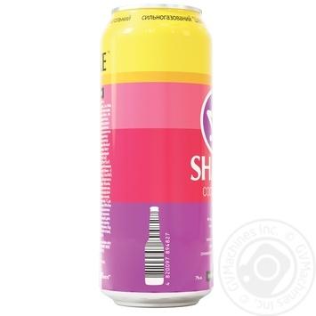 Напій Шейк Секс на пляжі слабоалкогольний газований 7% об. 500мл - купити, ціни на Novus - фото 2