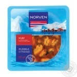 Norven Mussels in Tomato Sauce with Vegetables 170g