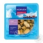 Norven Mussels Spicy in Oil 170g