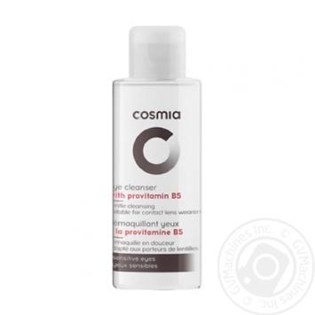 Средство Cosmia для снятия макияжа с глаз 75мл