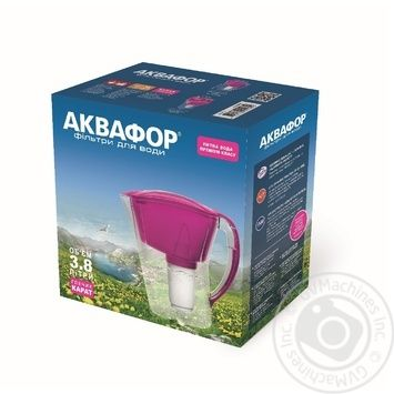 Akvafor Water Filter 3.8L - buy, prices for CityMarket - photo 4
