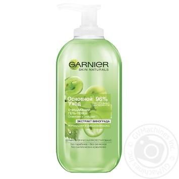 Гель д/умывания Garnier Skin Naturals очищ.норм 200мл - купить, цены на Novus - фото 1