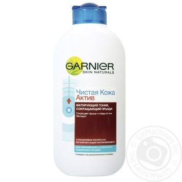 Garnier Skin Naturals For Women Tonic - buy, prices for Novus - image 1