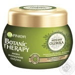 Маска Ganrier Botanic Therapy Олія Оливи для сухого та пошкодженого волосся 300мл - купити, ціни на Novus - фото 1