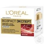 L'Oreal Dermo Expertise Trio Active anti-age care 45+ cream