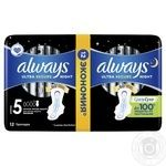 Always Ultra Secure Night pads size 5 12pcs - buy, prices for Novus - image 3