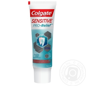 Colgate Sensitive Pro-Relief Toothpaste for Sensitive Teeth 75ml - buy, prices for Furshet - image 8