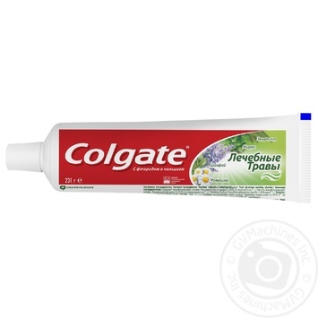 Зубна паста Colgate Лікувальні трави 150мл - купити, ціни на Novus - фото 6