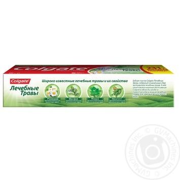 Зубна паста Colgate Лікувальні трави 150мл - купити, ціни на Novus - фото 7