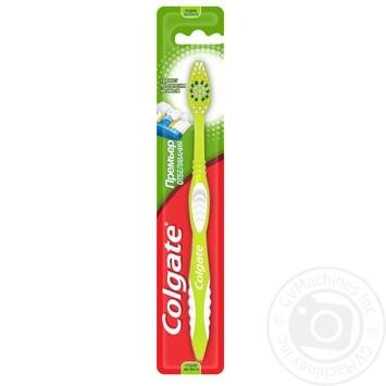 Зубная щетка Colgate Премьер Отбеливание средней жесткости - купить, цены на Таврия В - фото 6