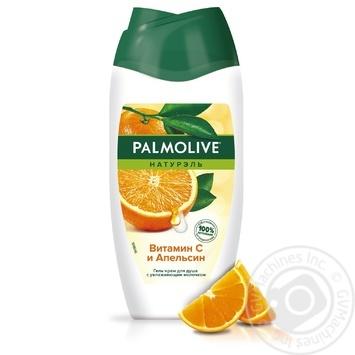 Гель-крем для душу Palmolive Натурэль Вітамін С і Апельсин 250мл - купити, ціни на ЕКО Маркет - фото 4