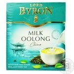 Чай Lord Byron Milk Oolong крупнолистовой 100г