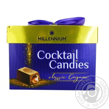 Конфеты Millennium  Cocktail candy 170г