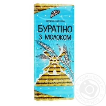 Печенье Конти Буратино 450г - купить, цены на Фуршет - фото 2