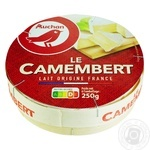 Сир Ашан Camembert 48% 250г